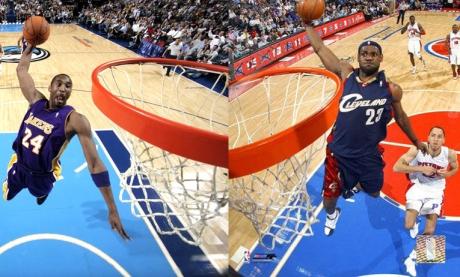 2 Dudes, 1 Basket