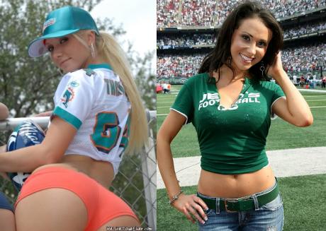 Ass vs. Tits... Who you got?