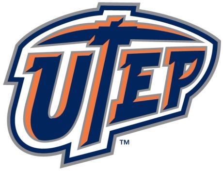 UTEP logo color